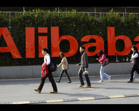 O modelo Alibaba: onipresente, dominador, único.