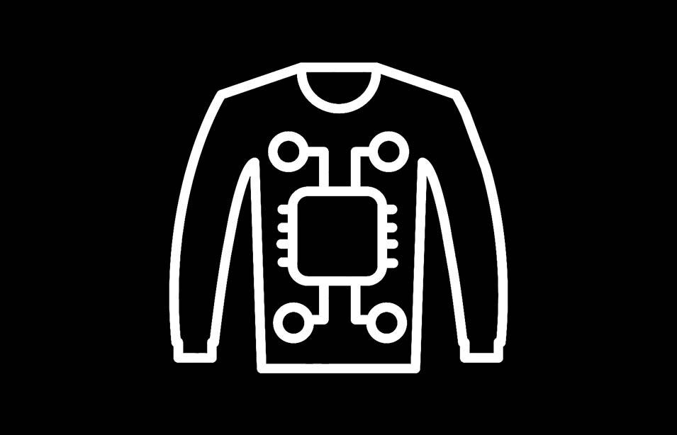 As roupas inteligentes vem aí